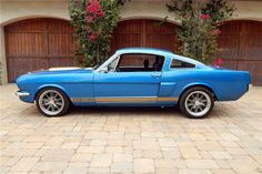 1966 mustang fastback - Google Search
