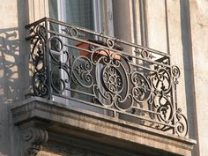 Paris iron railings | iron-anvil-railing-by-others-european-france-paris-263-28