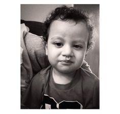 Baby Noah. So cute.