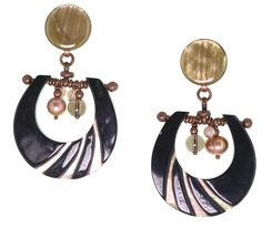 Nature bijoux / Collection : Mokka