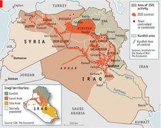 イスラム国、イラク、シリア、ヨルダン 中東・イスラーム学の風姿花伝
