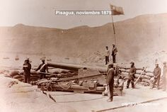 War Of The Pacific, Peru, Military, Architecture, Painting, Outdoor, Bolivia, Blog, Historia