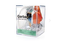 NYC Garbage. Could send as gifts for fundraisers.