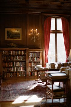 Wish this was the library in my country house in Devon.