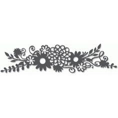 Silhouette Design Store - Search Designs : flourish
