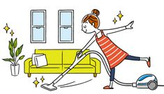 Comment nettoyer sa maison en 15 MIN par jour - Chasseurs d'astuces