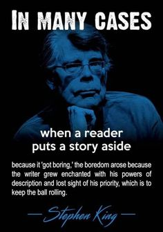 Stephen King quotes, keep the ball going, write the story Writing Images, Book Writing Tips, Writing Words, Writing Help, Writing Skills, Quotes On Writing, Writing Quotes Inspirational, Writer Quotes, Film Quotes