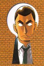 Keyhole Volume 34: Jugo Yokomizo