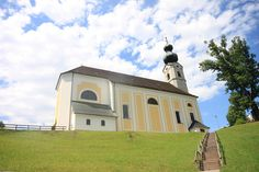 Another possibility . . . Sankt Georg Kirche in Ruhpolding