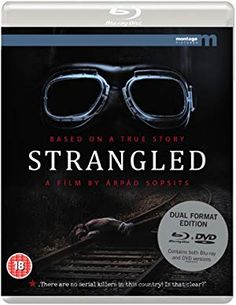 Win Strangled on Dual Format (Blu-ray & DVD) edition Picture Montage, Mystery Genre, Innocent Man, Dvd Blu Ray, Film Awards, Under Pressure, Serial Killers, True Stories, Thriller