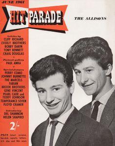 1961.  The Allisons.