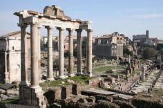roxyheartvintage.com Honeymoon Ideas - Rome Ruins