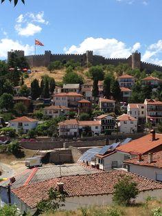 Samuel's Fortress, Ohrid