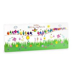 Marzipan 50 Coloring Pencils Tin by Marzipan. $18.00. This Marzipan 50 Coloring Pencils Tin from House of Marbles offers a rainbow of bright colors for artistic endeavors of all kinds. The tin case keeps them organized and allows on-the-go art. Ages 5 & up.