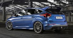 All-new #FordFocusRS | Launching Spring 2016 - #FordFocus #FocusRS