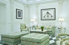 Palazzo Versace Dubai -sitting-area