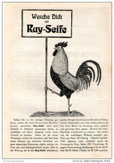 Original-Werbung/Inserat/ Anzeige 1912 - 1/1 SEITE : RAY SEIFE ca. 180 x 260  mm