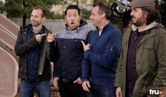 James Murray, Sal Vulcano, Joe Gatto & Brian Quinn: The Impractical Jokers