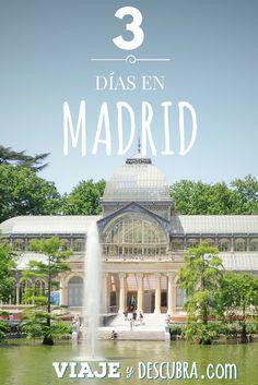 3 días en MADRID, que ver y los imperdibles de esta ciudad de ESPAÑA alucinante