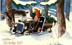 Julekort Jørgen Thorsrud  Utg Børrehaug & Rønning, Norway, Moose Art, Christmas Postcards, Painting, Animals, Animales, Animaux, Painting Art, Paintings