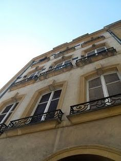 Metz France ~ Architecture