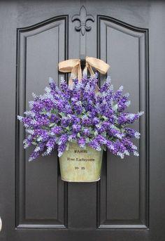 I like the Fleur De Lis  Hanger