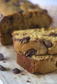 """My absolute favorite pumpkin bread recipe"" on iheartnaptime.com #pumpkin #recipes"