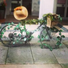 Porque el amor es lo más real que podemos vivir, compartir y celebrar. Porque cuando te unes, la vida es un viaje en #bicicleta.  #Wedding #Bodas #weddingplanners y #bloggers tomad nota #Lavidaesunaverbena http://lamaletadeflores.blogspot.com.es/2014/11/sobre-bodas-bautizos-y-bazares-persas.html?m=1 #bycicle #bici