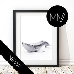 Modern Nursery Print Silver Animal Print Photographic by ModMenage