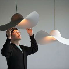 Suspension Hat lamp - Light N Design