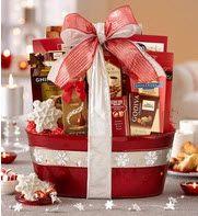 Snowy Memories Gourmet Gift Basket   $69.99