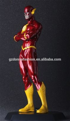 "Crazy Toys The Flash Barry Allen 12/"" 30cm figurine super-héros modèle statue"