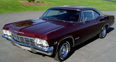 1965 Chevy Impala SS #windscreen #windscreens #winddeflector http://www.windblox.com/