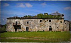 Pazo-Fortaleza de Friol (Lugo)