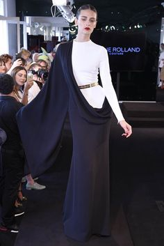 Women's Wear Daily brings you breaking news about the fashion industry, designers, celebrity trend setters, and extensive coverage of fashion week. Stephane Rolland, Couture 2015, Couture Week, Armani Prive, Alexandre Vauthier, Runway Fashion, Fashion News, High Fashion, Bouchra Jarrar