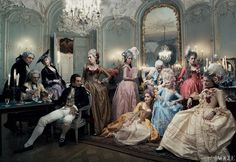 Marie Antoinette Vogue