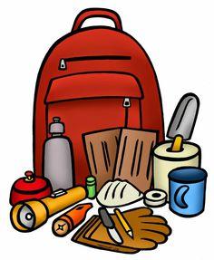Monday's Matter FHE:  Emergency Preparedness Lesson