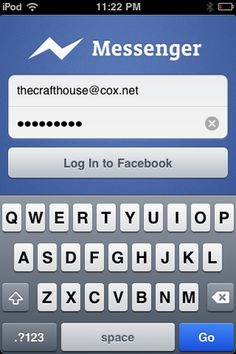 How to Sign Out of Facebook Messenger: How to Sign In to Facebook Messenger