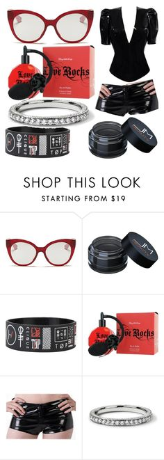"""""""Dangerous to know"""" by obscura ❤ liked on Polyvore featuring Miu Miu, Atsuko Kudo, Victoria's Secret, Blue Nile, women's clothing, women, female, woman, misses and juniors"""