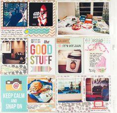 Project Life Scrapbook | project life