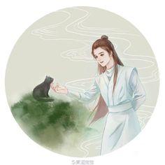 LuHan 鹿晗|| Chen Changsheng, Fighter of the Destiny    [Fanart  Cr: 煮酒宝宝]