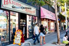 San Francisco Neighborhood Shopping Guide
