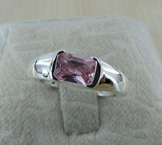 R221 venta al por mayor anillo de plata plateado, joyería de plata