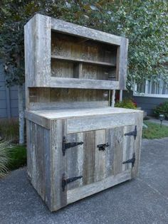 reuse old fence boards shed - Safer Browser Yahoo Image Search Results Woodworking Terms, Woodworking For Kids, Woodworking Magazine, Popular Woodworking, Woodworking Projects, Recycled Furniture, Rustic Furniture, Furniture Ideas, Cedar Fence Boards