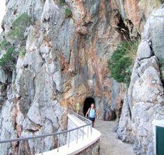 Eingang zur Schlucht des Torrent de Pareis