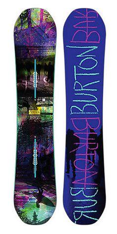 Burton Deja Vu Flying V Snowboard 2016