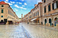 Stradun of Dubrovnik
