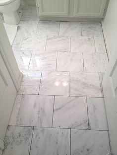 Wonderful Marble Tile Bathroom Floor Images