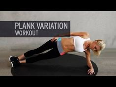 The ultimate plank workout - The Running Bug