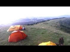 Jeju Backpacking with ZEROGRAM tents